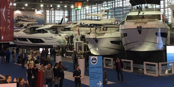 Abu Dhabi National Exhibitions Company Highlights Opportunities within Regional Leisure Marine Industry at Düsseldorf International Boat Show