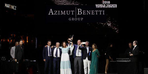 "AZIMUT|BENETTI Group wins ""SHIPYARD OF THE YEAR"""