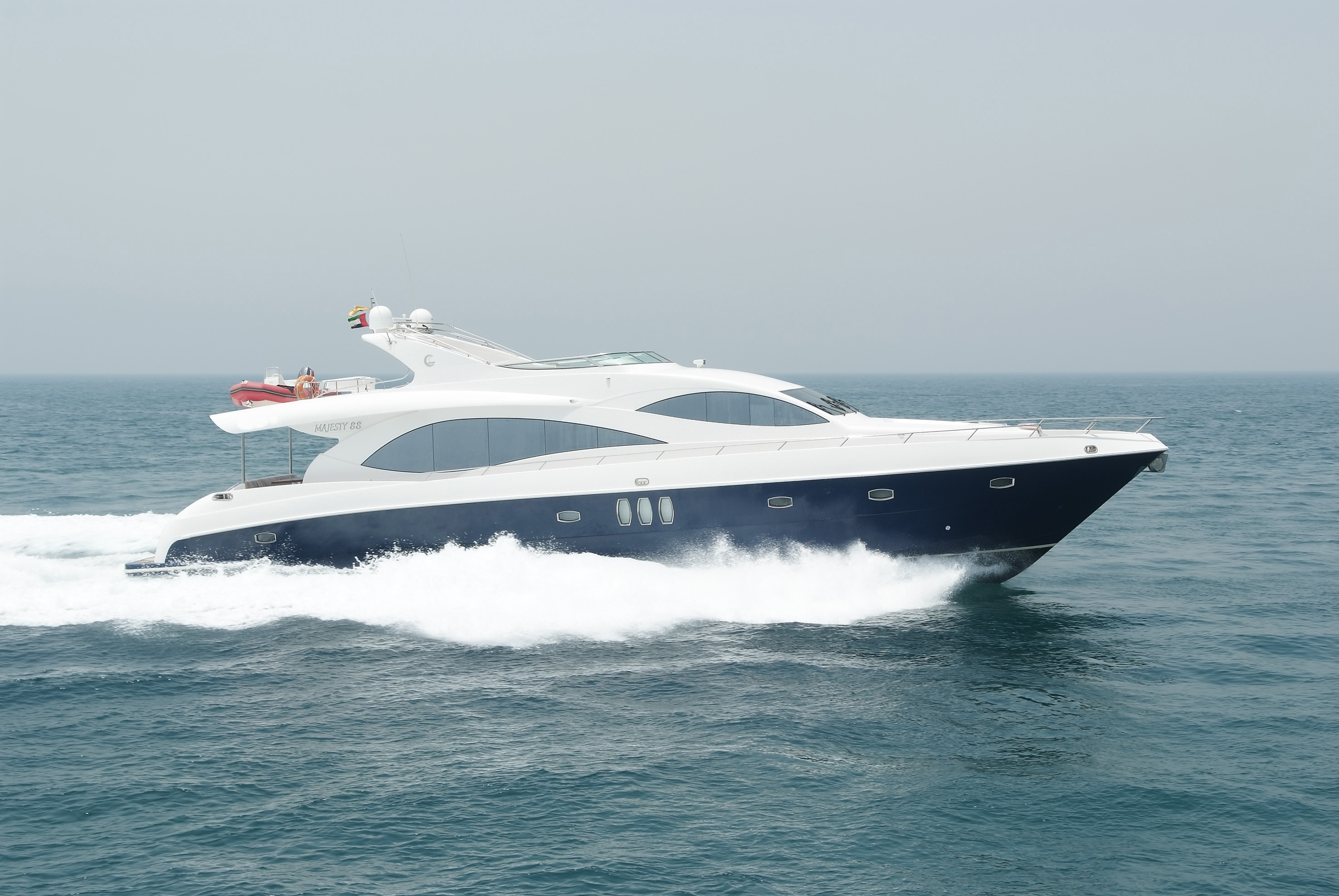 Gulf Craft signs an Agreement with Bush & Noble to market and sell pre-owned Gulf Crafts