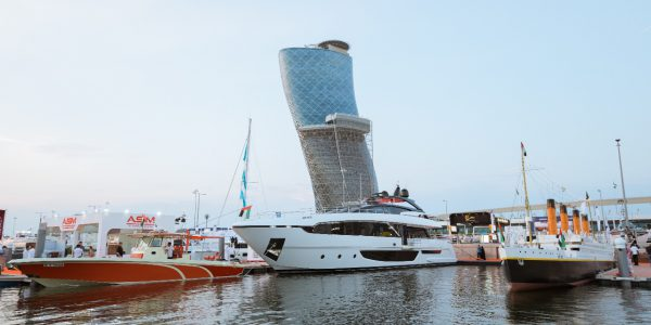 Inaugural edition of Abu Dhabi International Boat Show ends on a high note