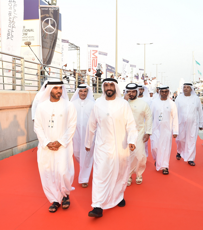 Abu Dhabi International Boat Show kicks off today with the