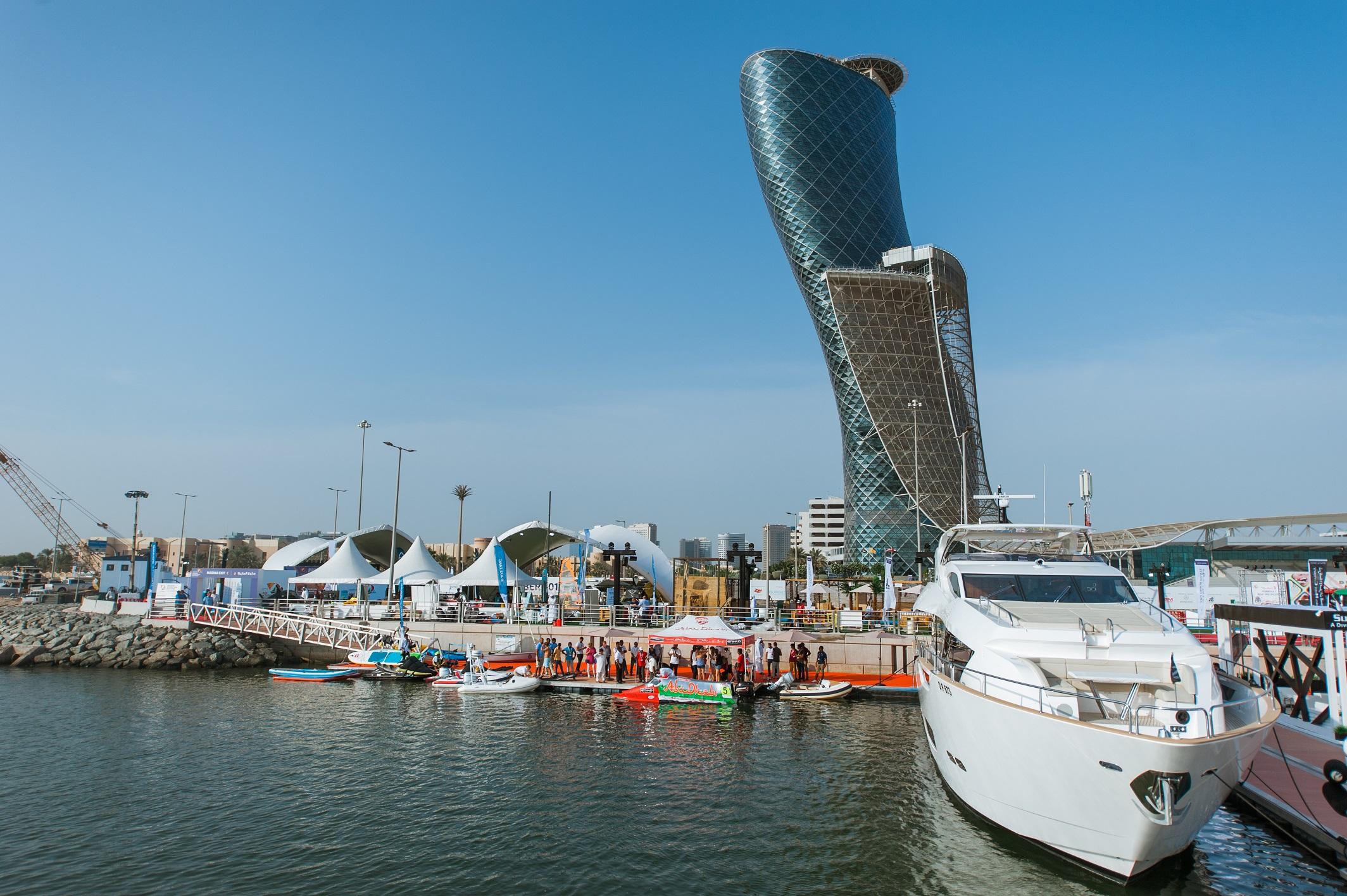 معرض أبوظبي الدولي للقوارب ينجح في استقطاب 21,123 زائر وإبرام صفقات وإطلاق 23 منتج جديد في دورته الأولى