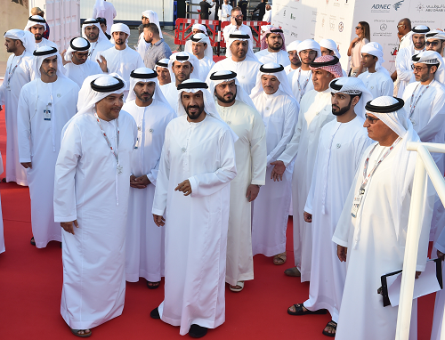Abu Dhabi International Boat Show kicks off today with the participation of 270 exhibitors from 25 countries