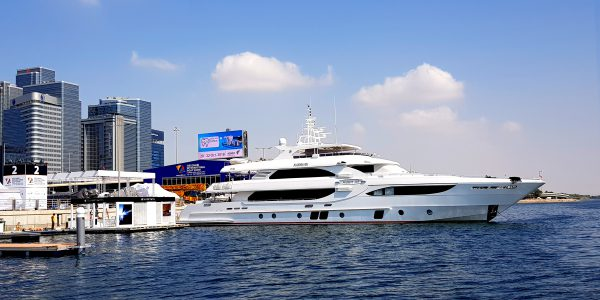 Gulf Craft set to impress with the biggest superyacht at the inaugural  Abu Dhabi International Boat Show 2018