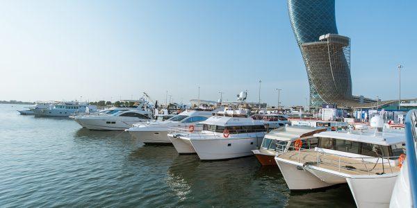 Abu Dhabi National Exhibitions Company Generates World Wide Momentum for Abu Dhabi International Boat Show 2019