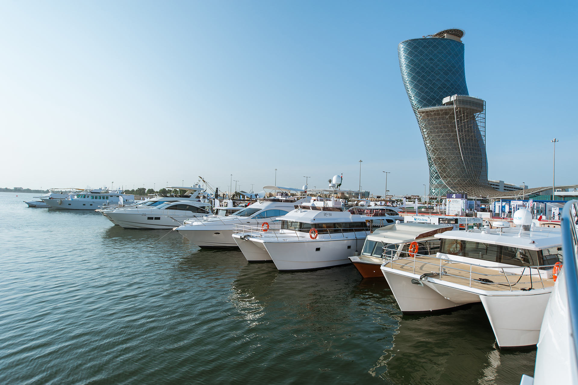 Abu Dhabi National Exhibitions Company Generates World Wide Momentum for Abu Dhabi International Boat Show 2019