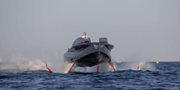 Flying Foiler by ENATA to join Abu Dhabi International Boat Show line-up in 2019