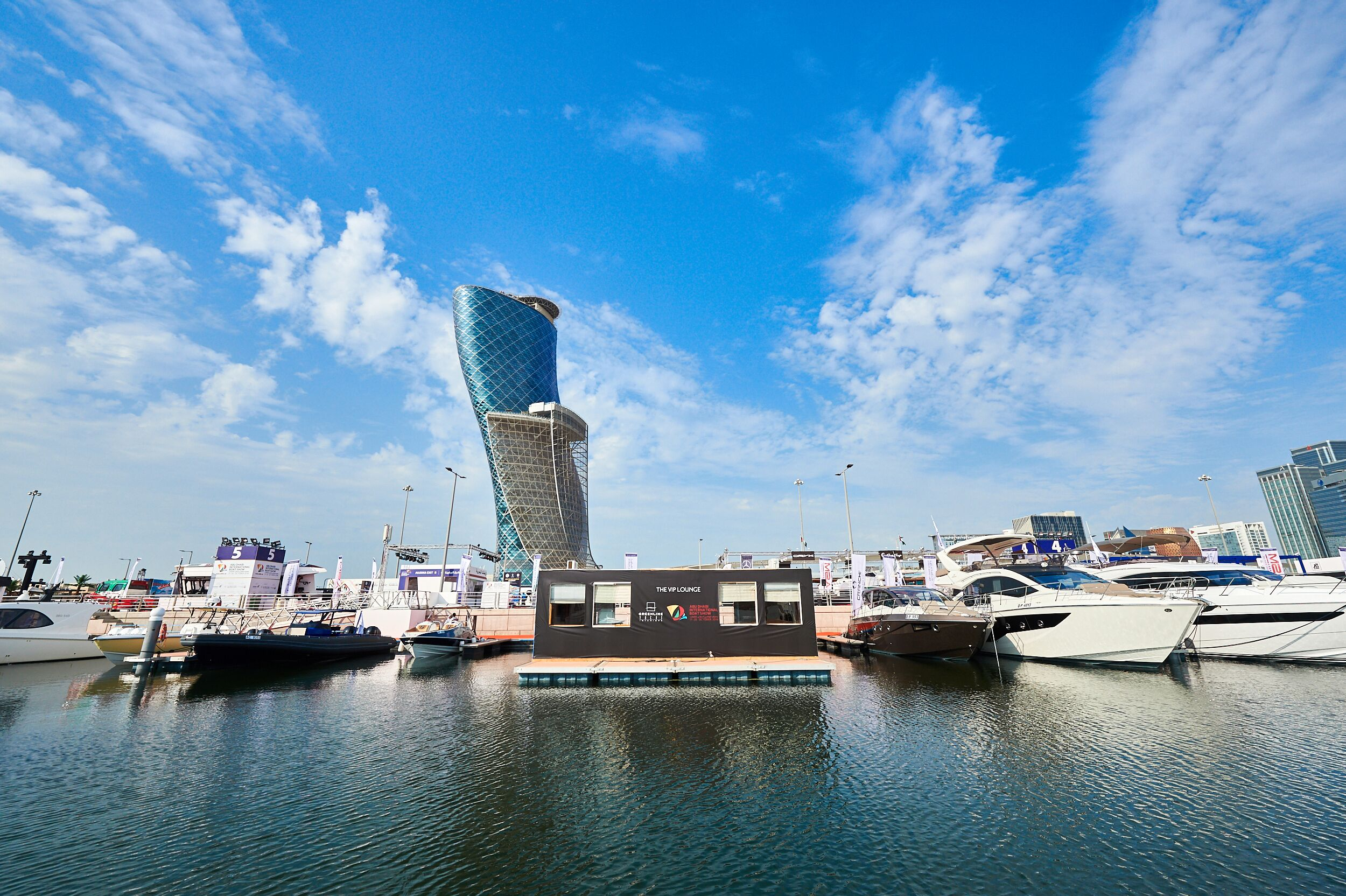 ADNEC Marina: A Premier Destination for Marine Events