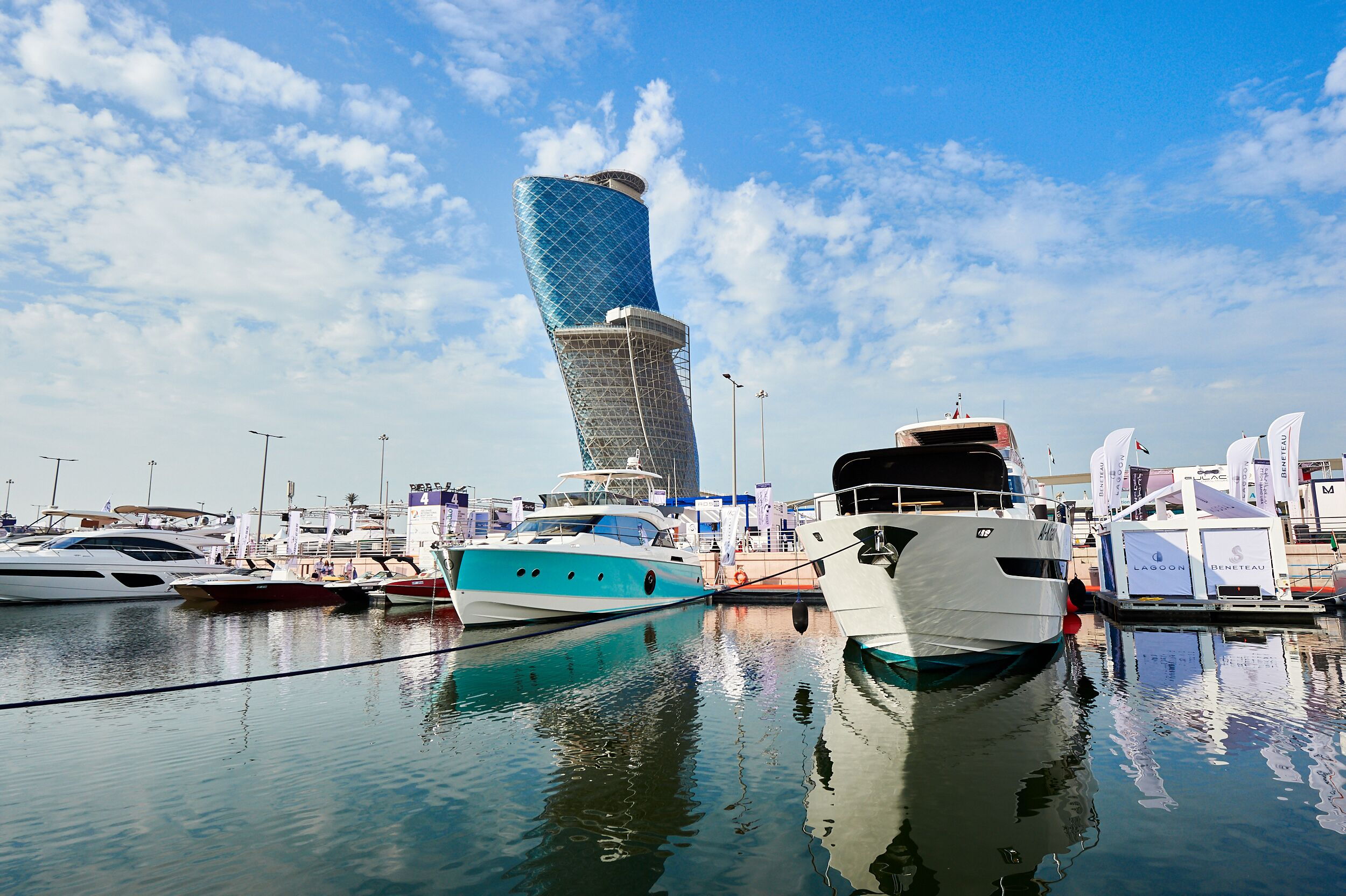 Tickets for Abu Dhabi International Boat Show 2019 Now Available