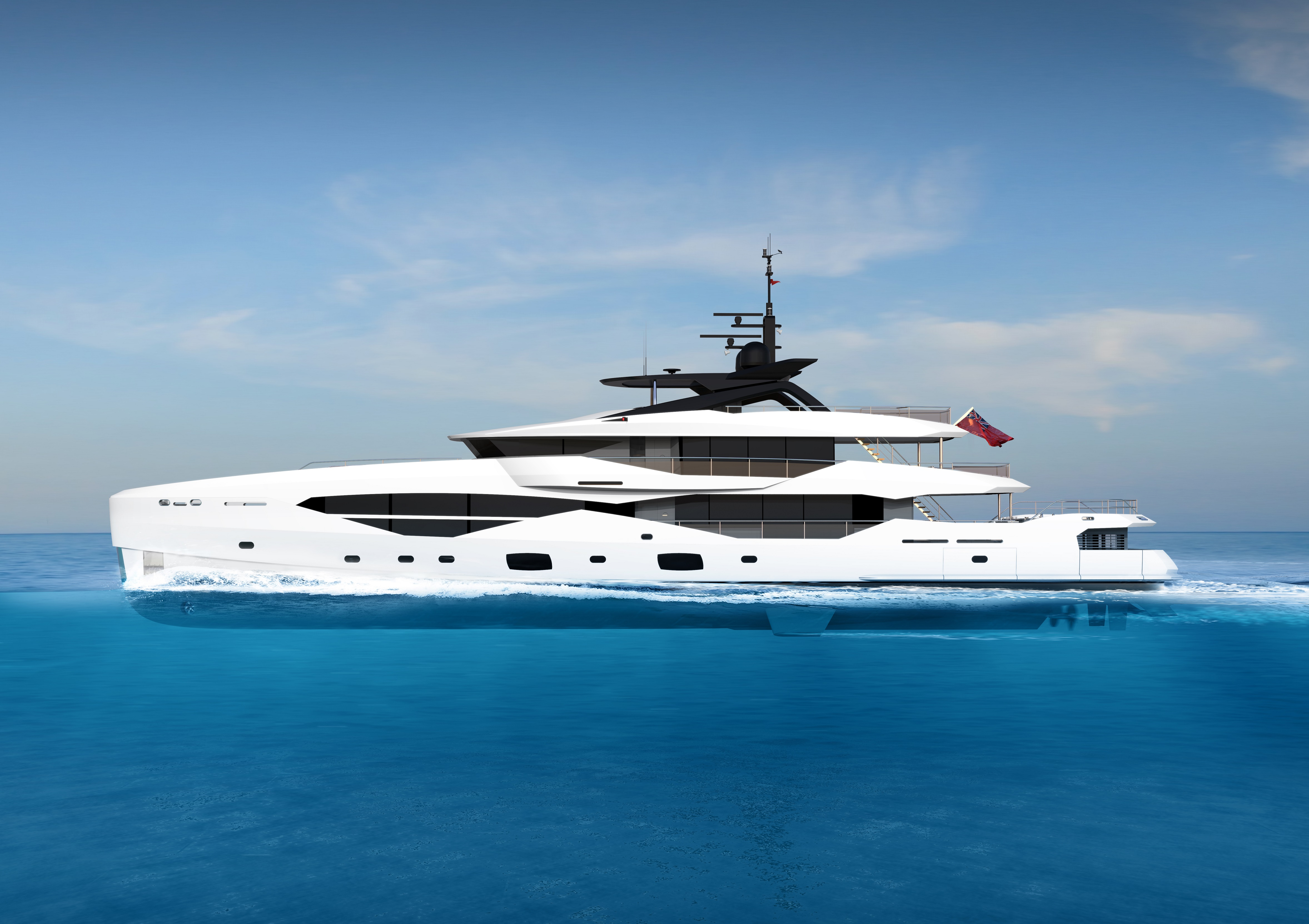 SUNSEEKER OFFERS CUSTOMERS THE ULTIMATE 'BESPOKE' CUSTOMISATION SERVICE FOR NEW 161 YACHT
