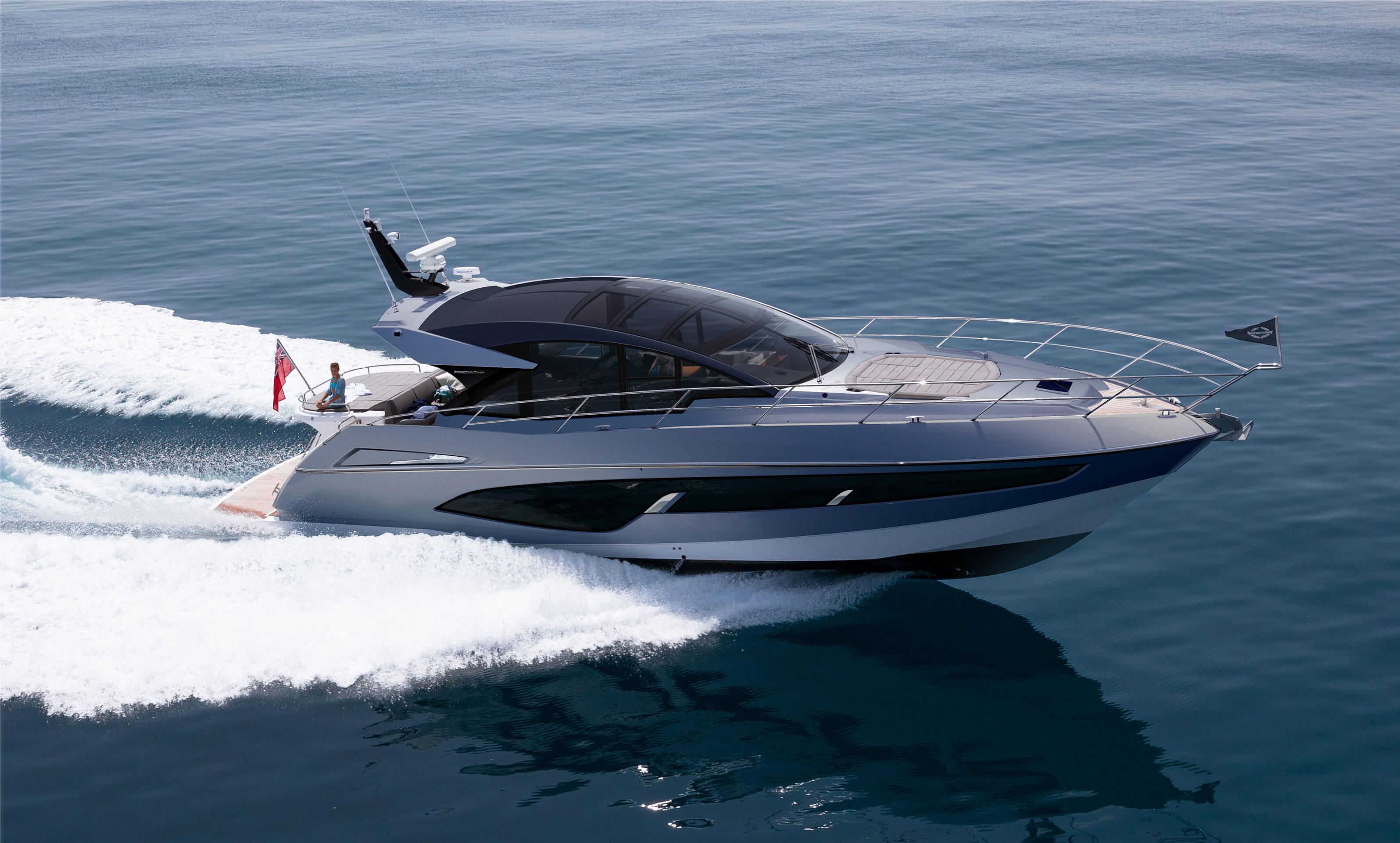 SUNSEEKER PREDATOR 60 EVO WORLD LAUNCH ANNOUNCED
