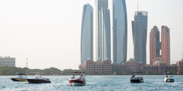 The Captain's Club – UAE's Biggest Boat Club