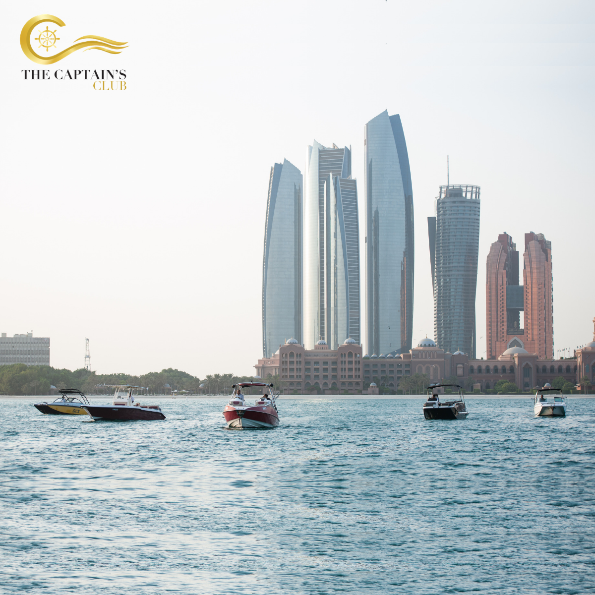 The Captain's Club – UAE's Biggest Boat Club