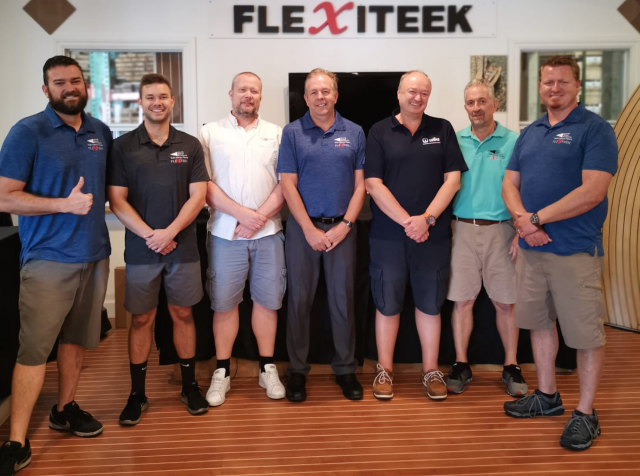 Flexiteek & World Panel Products Inc