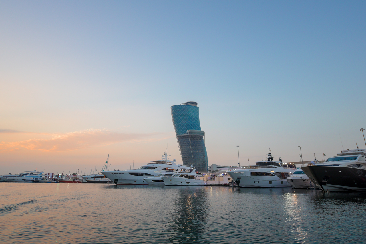 الدورة الثالثة من معرض أبوظبي الدولي للقوارب تستعد للانطلاق في أكتوبر 2020